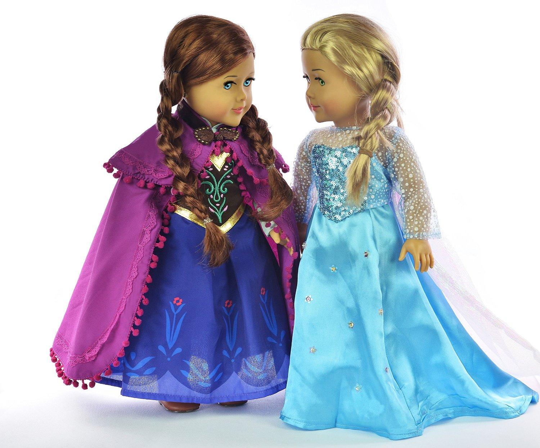 Disney Frozen Elsa & Anna 18