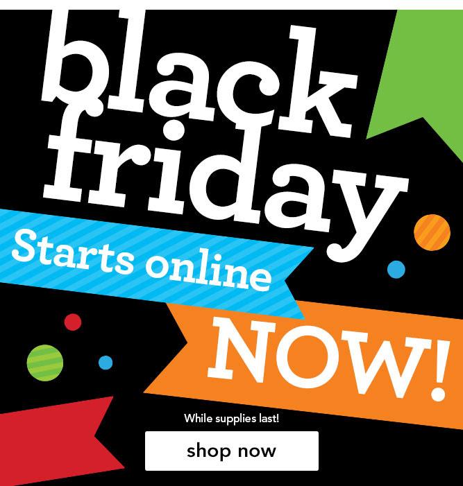 Toys R Us Black Friday Sales Live Online