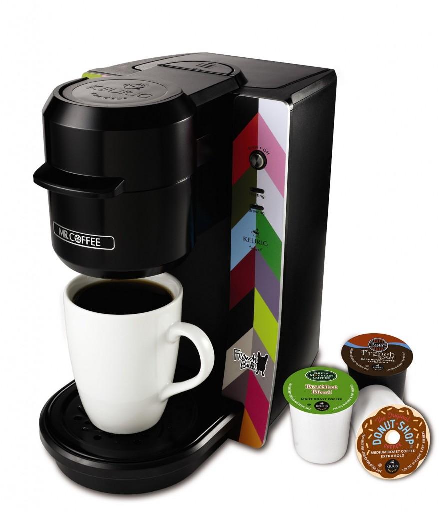 Mr. Coffee Single Serve Coffee Maker As Low As USD 44.99 (Reg. USD 124.99)