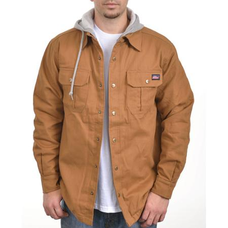 Shop Dickies' huge selection of men's jackets both for work and for casual wear, from insulated jackets to duck, Eisenhower, diamond quilted, & more!