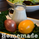 In The Kitchen With Mom Mondays – Homemade Ranch Dressing