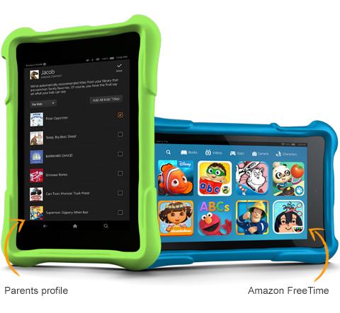 Amazon kindle fire hd 6 kids edition just 134 reg 149