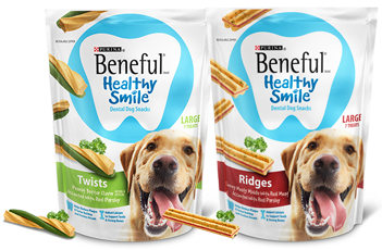 New Beneful Healthy Smile Dog Treats Coupon