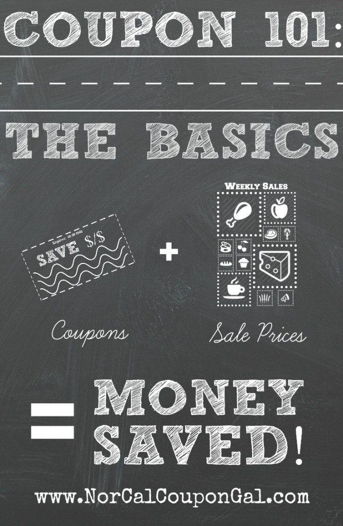 Coupon 101 - The Basics
