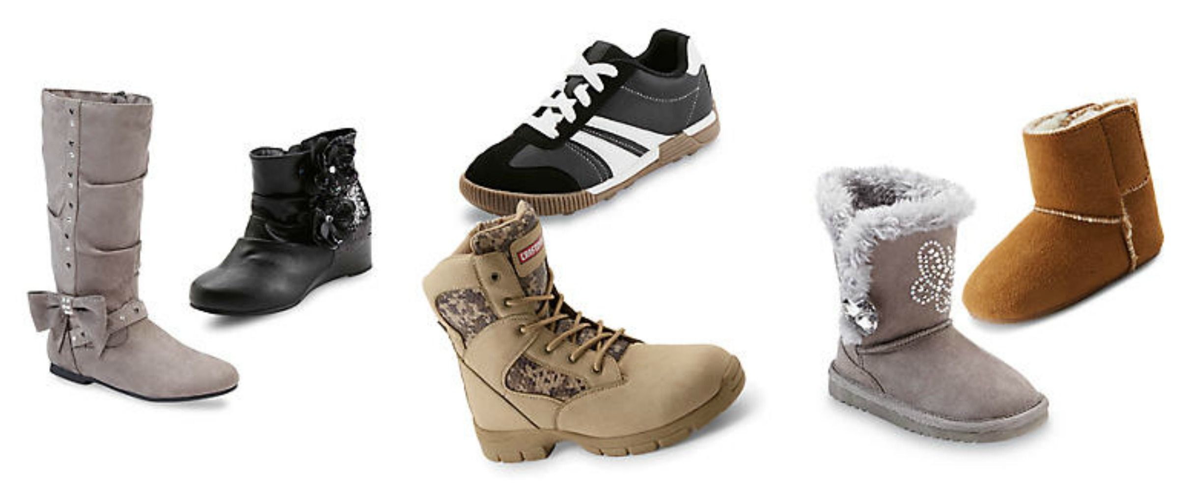 Shop our selection of comfortable, fashion-forward shoes on sale for men, women, and children.