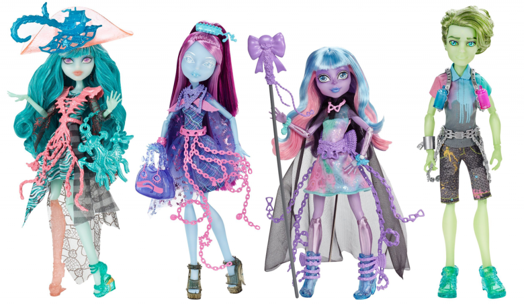 Coupon monster high doll