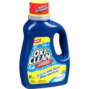 Oxi Clean Laundry Detergent As Low As 0 95