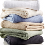 Ralph Lauren Classic Cotton Blanket As Low As $17.99 (Reg. $90)
