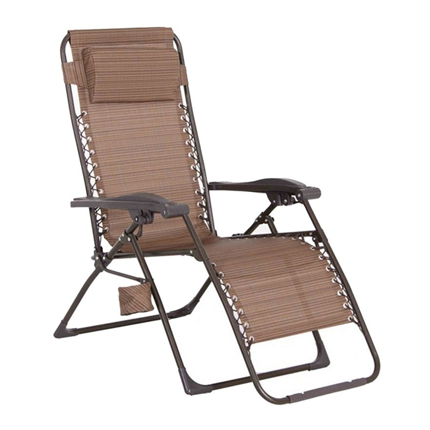 SONOMA outdoors™ Antigravity Chair As Low As $31 49 Reg