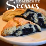 In The Kitchen With Mom Mondays – Scones Recipe