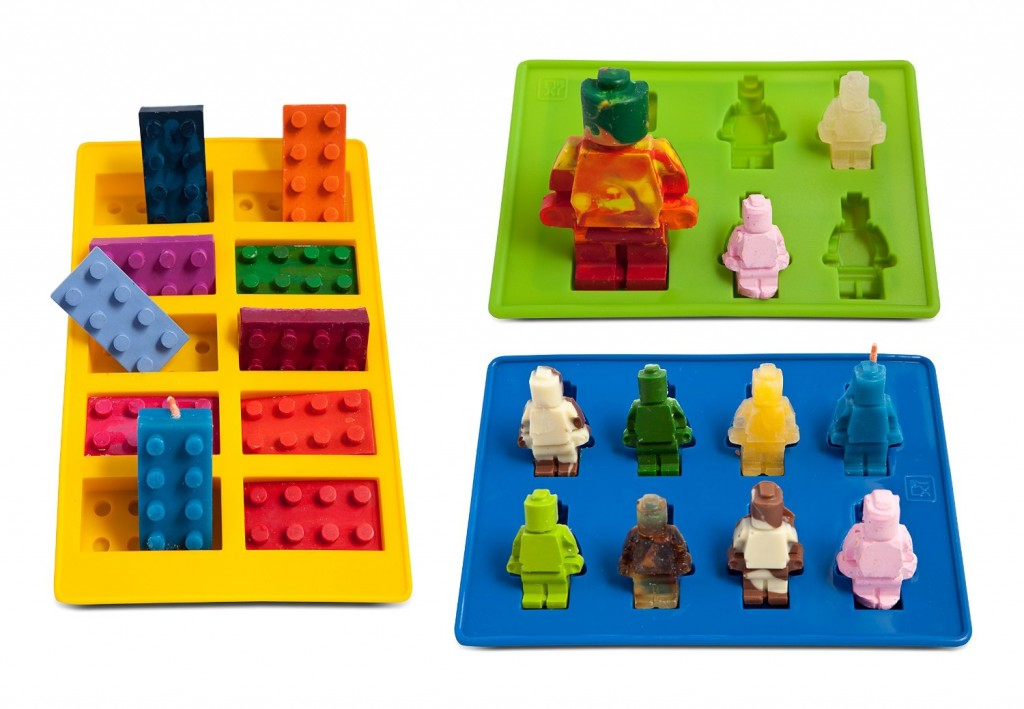 Gummy Lego Candy Molds Just $14.99 (Reg. $24.99)