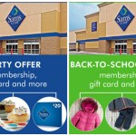 Sam's Club Membership Just + $40 In Freebies For Just $45