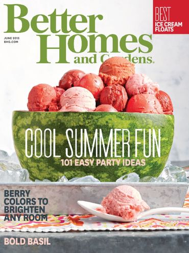 FREE Better Homes and Gardens Magazine Subscription NorCal