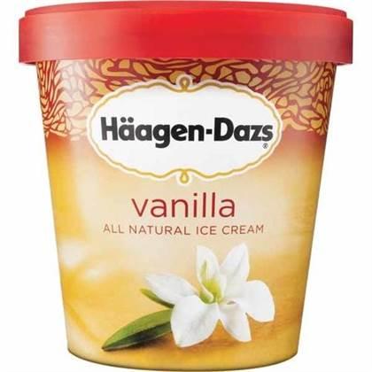14 Oz Haagen Dazs Ice Cream