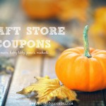 Craft Store Coupons – A.C. Moore, Hobby Lobby, JoAnn's & Michaels