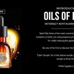 FREE The Body Shop Oils Of Life Sample