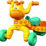 Little Tikes Go & Grow Lil' Rollin' Giraffe Ride-On Just $19.99 (Reg. $29.99)