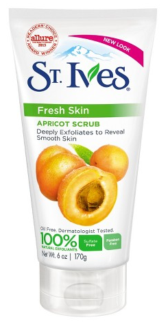 st ives oil scrub coupon