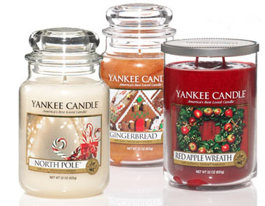 Yankee Candle Coupon - $10 OFF Any Purchase (No Minimum