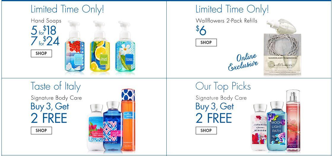 Bath & Body Works  Sales