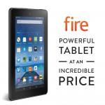 Amazon Fire 7″ Display, Wi-Fi, 8 GB Best Price!