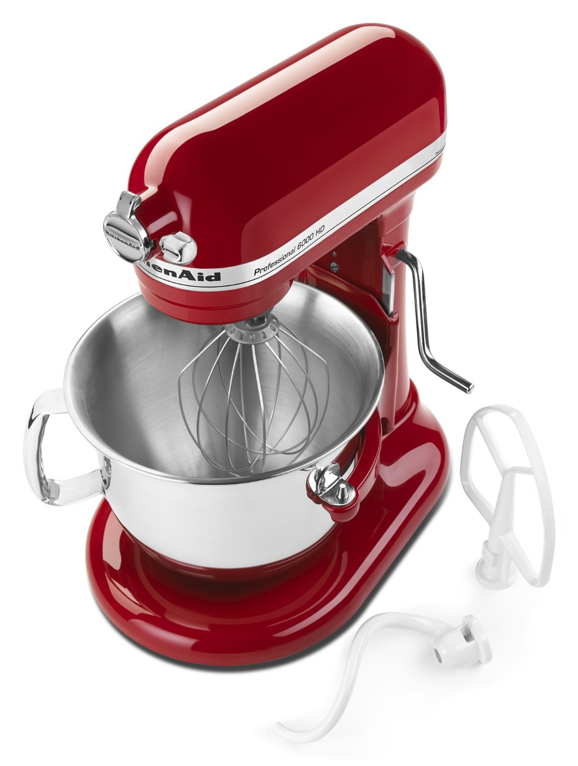Kitchenaid 6qt Professional 6000 Hd Bowl Lift Stand Mixer