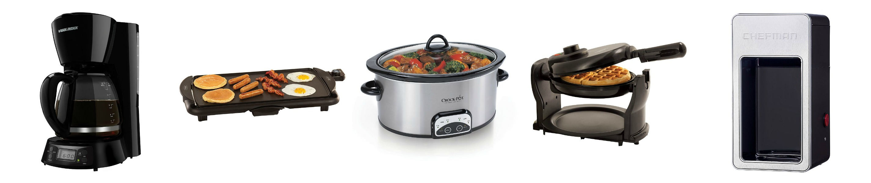 FREE Small Kitchen Appliances After Coupon Code, Kohl's Cash & Rebate