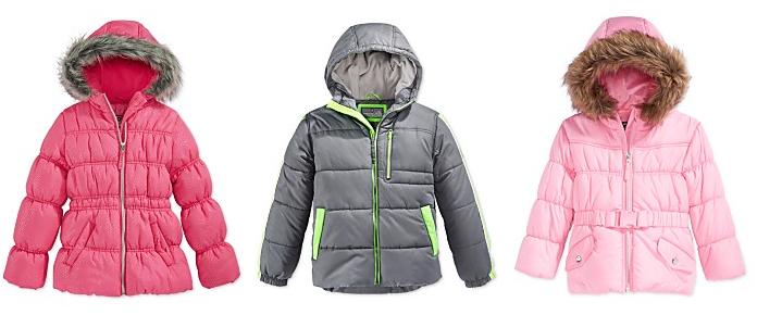 Macy's Coats