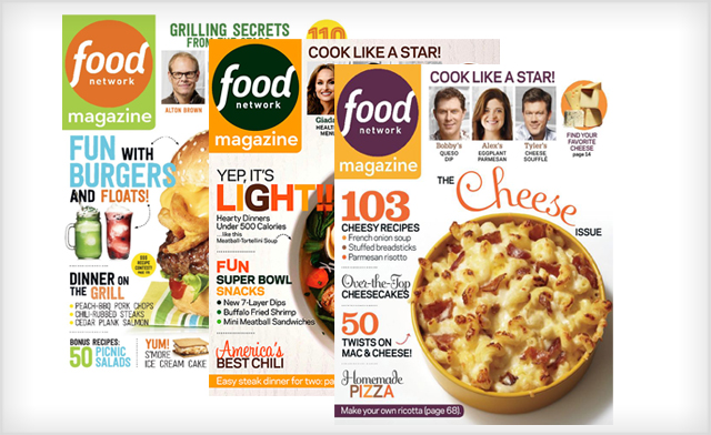 Mar 28,  · Download Food Network Magazine US and enjoy it on your iPhone, iPad, and iPod touch. ‎Get the latest on top recipes and great kitchen tools with Food Network Magazine. In every issue you'll find hundreds of recipes, behind-the-scene exclusives with Food Network Stars, the best entertainment tips, and more!/5().