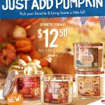 New Bath & Body Works Coupon – FREE Item With ANY $10 Purchase