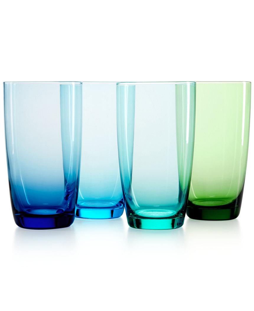 Macy's High Ball Glasses