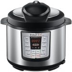 Instant Pot IP-LUX60 6-in-1 Programmable Pressure Cooker Just $59.99 (Reg. $99.95)