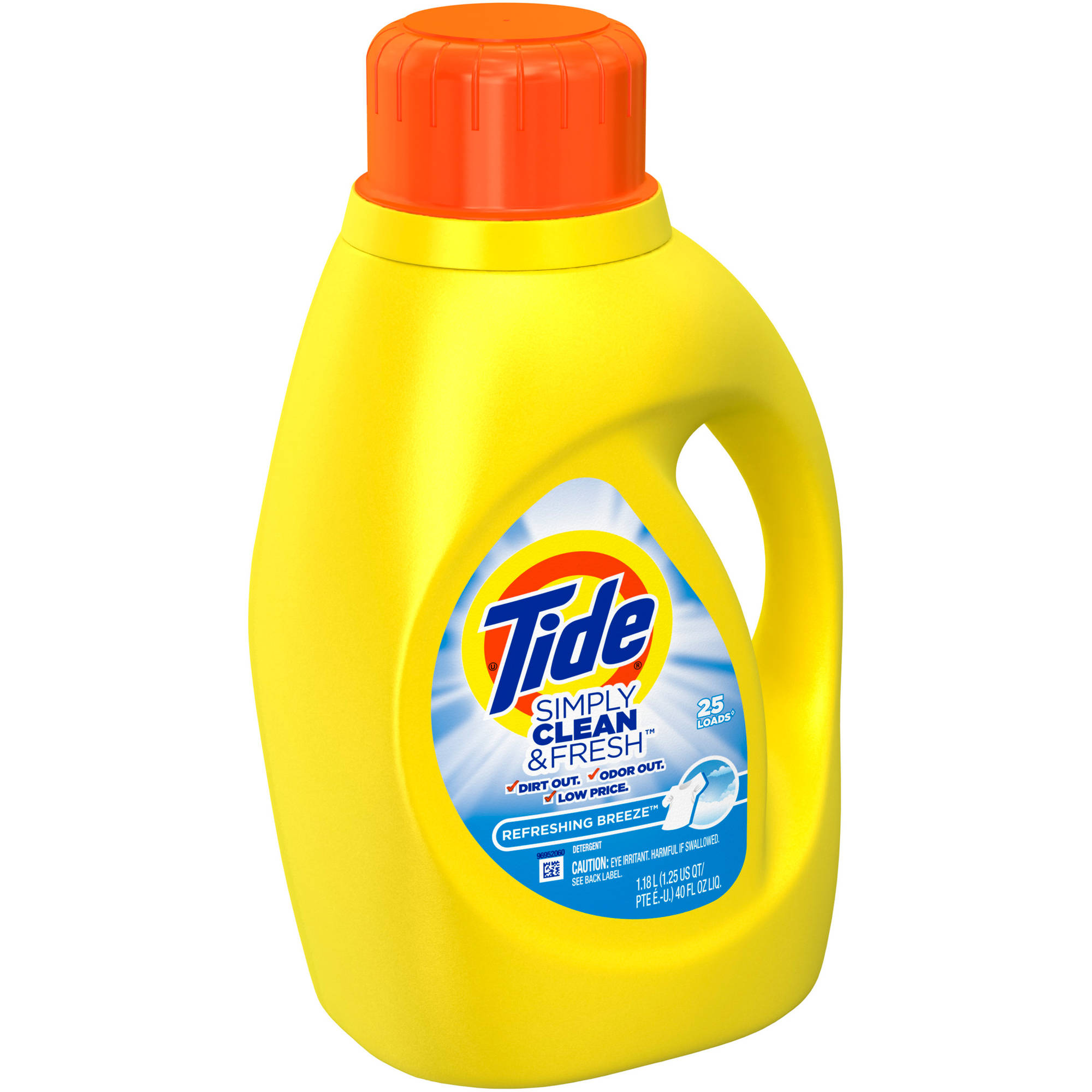 photo relating to Tide Simply Clean Printable Coupons referred to as Cost-free Tide Very easily Fresh new Fresh new Laundry Detergent As soon as Supreme