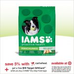 New Savings On IAMS Dog Food At Target