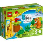 LEGO Duplo Baby Animals FREE After Cash Back