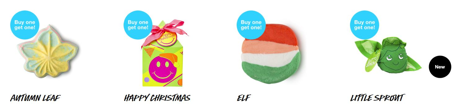image relating to Lush Printable Coupons called Lush Cosmetics Scarce BOGO Sale - NorCal Coupon Gal