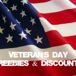 Veteran's Day Freebies And Deals