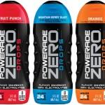 FREE Powerade ZERO Drops From My Coke Rewards