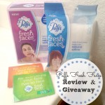 Get Fresh with Puffs Fresh Faces – Review & Giveaway