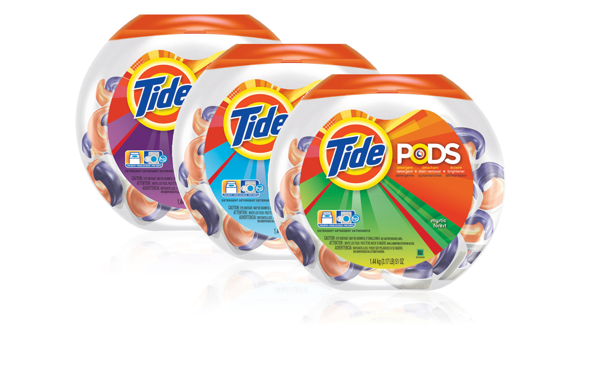 Printable Tide Pods Coupon - $2 In Savings!