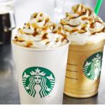 *HOT* $5 For $10 Starbucks eGiftCard