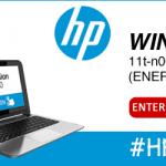 #HPgiveaway – Enter To Win An HP Pavilion PC Laptop!