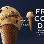 FREE Cone Day At Haagen Daz