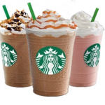 Starbucks Happy Hour – Half Price Frappuccino Blended Drinks