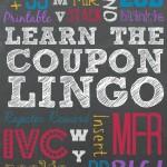 Coupon 101 – Coupon Lingo