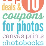 Top 10 Photo Deals And Coupons