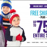 The Children's Place – Take An Additional 30% Off + FREE Shipping