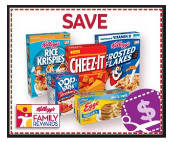Join Kellogg`s Family Rewards.