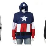 Men's Super Hero Hoodies As Low As $15.99 (Reg. $50)