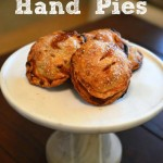 In The Kitchen With Mom Mondays – Caramel Apple Hand Pies